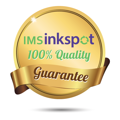 IMS inkspot 100% Quality Guarantee