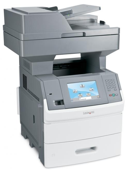Lexmarl X656de Printer