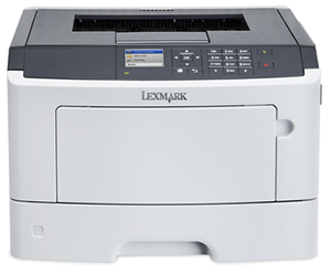 Lexmark MS415 Black & White Laser Printer